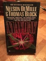 Mayday da Demille Nelson Blocco Thomas Libro Libro in Brossura da Demill... - $9.80