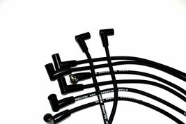 SBC Chevy 283 327 350 383 HEI Distributor with 8Mmm Spark Plug Wires image 6