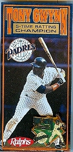 Primary image for 1995 Tony Gwynn 5 Time Batting Champion Lapel Pin