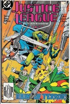 Justice League International Comic Book #14 DC Comics 1988 NEAR MINT NEW... - $2.99