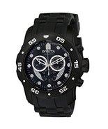Invicta Men's 6986 Pro Diver Collection Black Chronograph Watch - $71.95