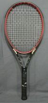 2 Custom XL Length Prince Textreme Beast 100 Tennis Racquets 4 3/8 Strung - $247.44