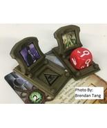 Elder Sign Custom 3D Printed Character Holder Set of 8 - $15.00