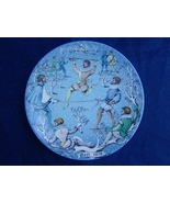 Haviland Limoges Days of Christmas Plate Lords Leaping - $14.99