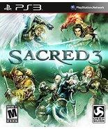 Sacred 3 - PlayStation 3 [video game] - $14.84
