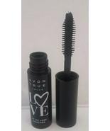 Avon FMG Love at 1st Lash Mascara Blackest Black 4ml/0.13 fl. Oz. SEALED - $7.91