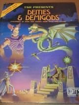 Dieties & Demigods Dungeons & Dragons 1980 TSR HC - $93.49