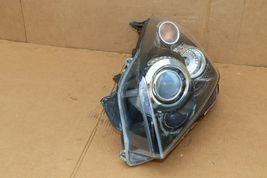 08-09 Saturn Astra Headlight Head Light Lamp Driver Left LH = POLISHED image 6