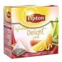 Lipton Früchtetee Cool Citrus (Orange & Grapefruit) Früchtetee 20 Pyramidenbeute - $27.21