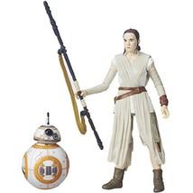 Star Wars black series 6 inch figure REI %26 BB-8 - $67.24