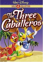 Disney The Three Caballeros [DVD]
