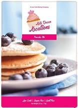 Keto Queen Kreations, Low Carb 1 net, Sugar Free, Keto, Pancake Mix 2.6 oz. 12 S