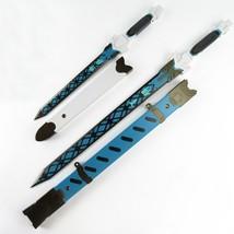 Overwatch Genji Skin Baihu Weapon Swords Cosplay Replica Props for Sale - $179.00