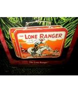 1997 Hallmark Keepsake Ornament The Lone Ranger Lunchbox New in box - $11.87