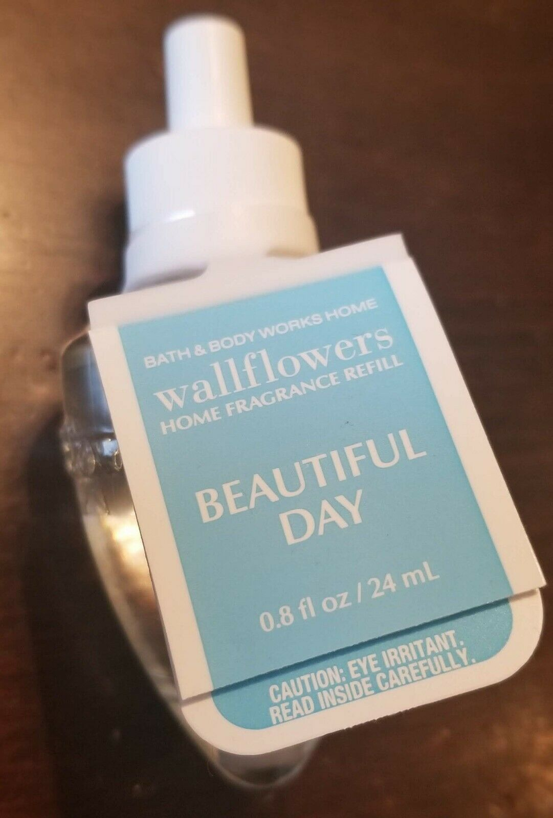 NEW Bath & Body Works Wallflowers BEAUTIFUL DAY Fragrance Refill Bulb