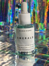 Herbivore Emerald Cannabis Sativa Deep Moisture Glow Oil 10mL