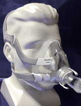 New Res Med Full Face Air Fit F20 Cpap Mask Small - $99.99