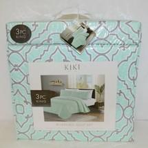 Kiki Collection BCSK25250 Three Piece Reversible Quilt Set King Size image 1