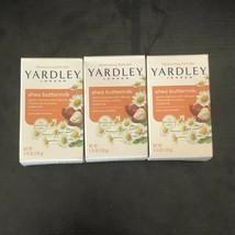 New Yardley London Sensitive Skin Shea Buttermilk Bar Soap, 4.25 oz (Pac... - $22.38