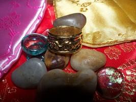 haunted ring SEE PAST LIVES SPELL DREAM  soul SECRET vision travel mom25... - $17.38