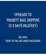 Priority Mail Shipping Upgrade Expedited Shipment - $5.00