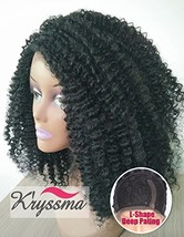 K'ryssma Cheap Realistic Looking Synthetic Lace Front Wigs For Black Wom... - $37.36