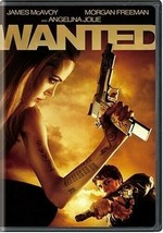 Wanted [New DVD] - $26.30