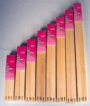 "6"" Pair Mini Stretcher Bars 1/2"" wide soft pine frame needlepoint cross ... - $2.20"