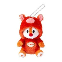 Dale Plush Doll Badge Pig 2019 New Year Tokyo Disney Chip and Dale Limited Japan - $72.92