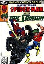 "Marvel Team-Up #102 : Featuring Spider-Man and Doc Sampson in ""Samson an... - $3.91"