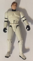 Star Wars Power Of The Force Han Solo In Stormtrooper Disguise Mail-Away Figure - $6.92