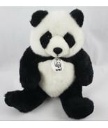 "Build a Bear World Wildlife Fund Panda 12"" Plush Stuffed Animal BAB WWF - $20.32"