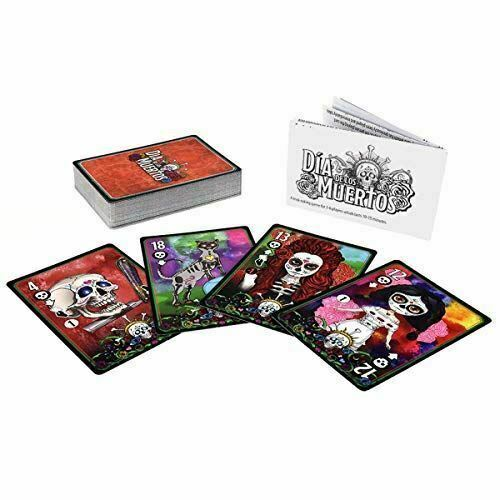 Day of the Dead Día De Los Muertos Card Game by Ultra Pro