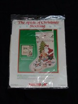 """""""The Spirit of Christmas Stocking"""" Dimensions Counted Cross Stitch Kit 8... - $39.99"""
