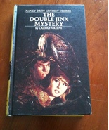 Nancy Drew #50 Double Jinx 1st printing - $18.00