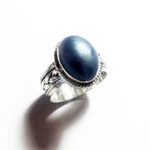 925 Mabe pearl sterling silver ring - $35.21