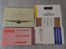 Chrysler 300M 1999 Owners Manual 11733 - $16.82