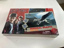 Harry Potter Magical Beasts Board Game Wizard Jk Rowling Pressman - Brand New - £17.99 GBP