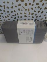 Nate Berkus (KING)-500 TC Tri Ease Herringbone Pillowcase Set Project 62 GREY  image 5