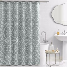 "VUE by ELLERY SIGNATURE IRON GATES SHOWER CURTAIN GREEN 72""x 72"" - $29.39"
