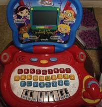 Vtech ~ Disney ~ Baby Einstein ~ Blast-Off Musical Learning Laptop ~ VGU... - $27.00