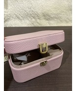 Travel Portable Jewelry Ornament Accessories Box Compact Organizer Case ... - $13.86