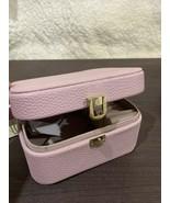 Travel Portable Jewelry Ornament Accessories Box Compact Organizer Case ... - $13.86