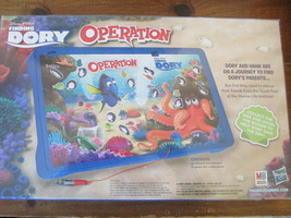 DISNEY FINDING DORY OPERATION GAME, SEALED NEW - $19.79