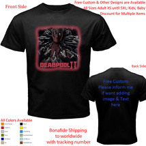 Deadpool 2 5 Shirt All Size Adult S-5XL Youth Toddler - $20.00+