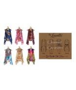 Lavello Designer Chiffon Vest Shawl Multi Way's To Wear 6 Styles Animal ... - $19.99