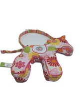 Sassy Pet Saks by Douglas Quilted Pink Floral Pony Girls  Purse Wristlet... - $17.63
