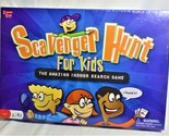 Child's Games Scavenger Hunt For Kids Game-- University Games NIB Sealed