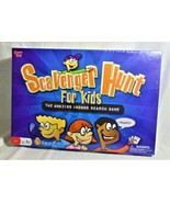 Child's Games Scavenger Hunt For Kids Game-- University Games NIB Sealed - $16.00