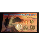 Commemorate The Americana Series, The Presidents, Mint Coins, different ... - $9.99